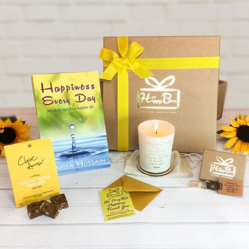 Touching Happy Box - islamic gift box